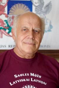 Lotārs Stūre, PSRS okupācijas režīmā politiski represēts nacionālās pretošanās dalībnieks, tagad dzīvo ASV