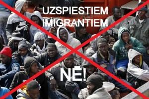 Migrantiem NĒ