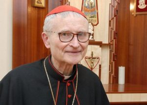 Kardināls Jānis Pujats